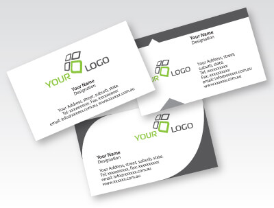 Print free business cards free print ready business card reheart Image collections
